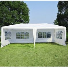Uscanopy 10x20 Canopy Party Wedding Outdoor Tent Heavy duty Gazebo Pavilion Cater Event u003eu003eu003e : 10x30 wedding tent - memphite.com