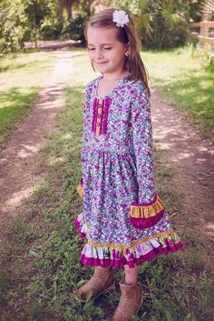 Stardust Knit Dress