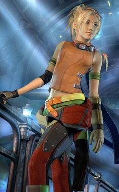 Rikku - Final Fantasy X