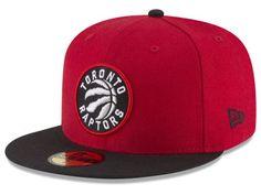 Toronto Raptors New Era NBA 2 Tone Team 59FIFTY Cap