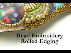 Animated video tutorials for all basic beading techniques, produced and narrated by Ann Benson