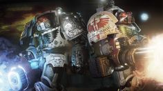 Space Hulk: Deathwing - Enhanced Edition is the First-Person Shooter set in the Warhammer universe. Expanding upon the original game, and featuring a host of new content, it is the ultimate Space Hulk: Deathwing experience. Space Hulk Deathwing, Warhammer 40k Games, Warhammer 40000, Trailers, Video Game Collection, Aliens Movie, Game Workshop, First Person Shooter, Unreal Engine
