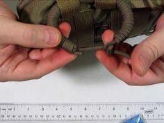 Make My 5 Sec. Deploy Paracord Survival Bracelet in 90 Seconds!
