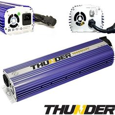 Special Offers - THUNDER (TM) Horticulture TBF1000-110V Hydroponic 1000  Watt HPS MH Digital Dimmable Electronic Ballast for Grow Lights with (110V Cord) - In stock & Free Shipping. You can save more money! Check It (April 09 2016 at 03:28AM) >> http://growlightusa.net/thunder-tm-horticulture-tbf1000-110v-hydroponic-1000-watt-hps-mh-digital-dimmable-electronic-ballast-for-grow-lights-with-110v-cord/