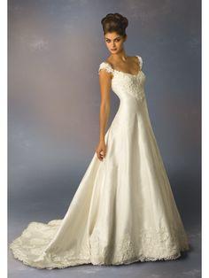 Chest Wedding Dresses