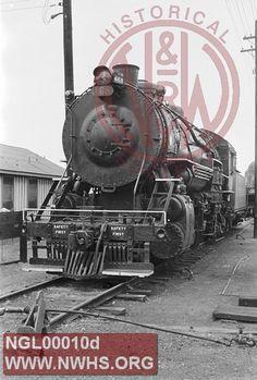 VGN Class MC 468. Roanoke?