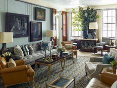 An A-List Designer's Iconic New York Home for Sale | La Dolce Vita