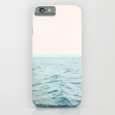 Sea Breeze #society6 #decor #style #tech iPhone & iPod Case