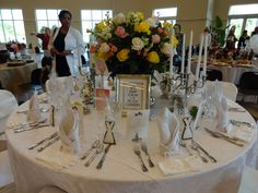 Bridal Shower (Holiday Tables 2013 Idlewild Baptist)