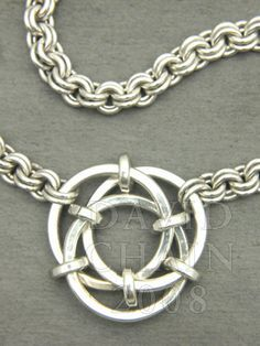 Chainmaille on Pinterest
