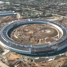"Apple's latest product isn't for sale to consumers: It's a new headquarters referred to by Silicon Valley as the spaceship. Jane Lee reports. // article from slash dot // Apple has been building its giant new ""spaceship"" campus in the company's hometown of Cupertino California since December of 2013 and since then fans have paid obsessive attention to the structure. It gets buzzed by drones constantly and the most popular YouTube videos of the building in progress have amassed well over…"