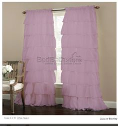 Curtains for nursery