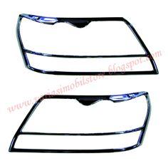 Garnish Depan / Cover Headlamp ini khusus untuk mobil Grand Vitara. Info Pemesanan Hubungi Budi Susanto 087722739300.