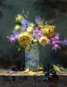Jeff Legg painting