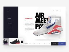 """via Muzli design inspiration. """"UI Interactions of the week is published by Muzli in Muzli - Design Inspiration. Book Design Templates, Page Design, Design Web, Deck Design, Clean Design, Minimal Graphic Design, Best Landing Pages, Air Max Day, Sports App"""