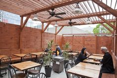Toronto's hidden gem patio's are waiting for you