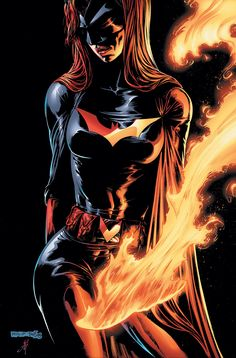 Today's picture - Batwoman art by  Philip Tan