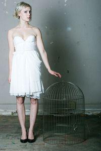 Sarah Seven White as Snow