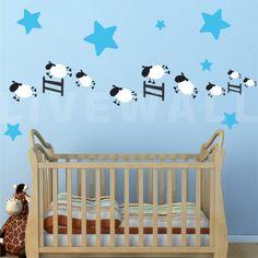Αυτοκόλλητο τοίχου Προβατάκια - Δείτε περισσότερα... Cute, Kids, Baby, Young Children, Boys, Kawaii, Children, Baby Humor, Infant