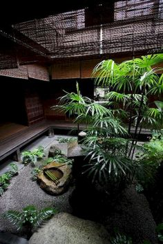 80 Wonderful Side Yard And Backyard Japanese Garden Design Ideas (19)