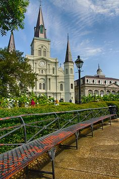 St Louis Cathedral - New Orleans - Louisiana - USA
