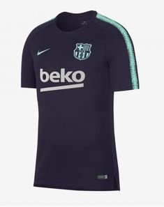 FC Barcelona Training Nike 2018-2019 Club de football FÚTBOL SOCCER KIT  CALCIO SHIRT JERSEY 39d8f386ae962