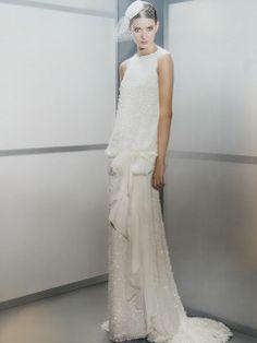 Roaring 20s Dresses for Sale | Jesus Peiro roaring twenties wedding dress Bruid in Stijl: Bruidsmode ...