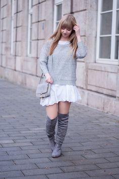 Hallo meine Lieben, heute dreht sich alles um den perfekten Layering-Look. Dieses Outfit ist übrigens ein ganz besonderes, denn es...