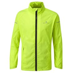 The Ronhill Junior Pursuit Jacket is made from Lightweight, Breathable And Wind Resistant Fabric and packet with features to make this the ideal protection against the elements for the younger athlete Ronhill Wiggle Online Cycle Shop