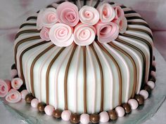 184 Best Birthday Cake Girls Images Fondant Cakes Birthday Cakes
