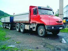 Dump Trucks, Cool Trucks, Big Trucks, Bus, Car Brands, Eastern Europe, Czech Republic, Motor Car, Automobile