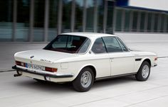 Savor The Sweetest BMW 3.0 CS Video Ever. Dutch treat.
