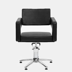Odeon Black Hydraulic Styling Chair  sc 1 st  Pinterest & Pinterest | 159 Salon Chairs images | Couch furniture Lounge ...