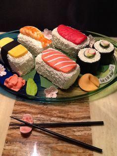 Faux sushi