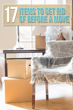 Packing is a pain. Use this decluttering checklist to get rid of all the junk you shouldnt be moving. Whether youre moving down the street or across the country use this guide to save effort and money. Moving House Tips, Moving Home, Moving Day, Moving Tips, Moving Across Country Tips, Moving To Another State, Moving Checklist, Packing To Move, Home Selling Tips