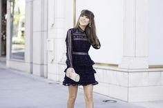 self-portrait dress  | Jenny of Margo & Me