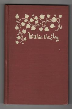 Within the Ivy Stephens College Handbook 1948 & by LilliaMeadow