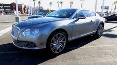 2013 Bentley Continental GT Speed <3