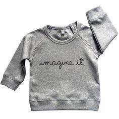 Sweater Imagine It Grijs