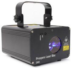 beamZ Prospero Laser Blue 150mW DMX – www.soundwarehouse.co.za Key Lock, Blue