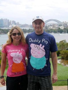 Coolest parents ever we'll be in these :)