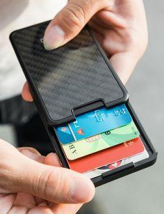 Soft in finta pelle porta carte di credito wallet Borsa marsupio unisex 24 slot UK