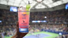 Find out where to enjoy the Honey Deuce - the signature drink of the US Open Tennis Championships around New York when you're not at the US Open including the recipe for making it at home! Arthur Ashe, Grey Goose, Tennis Championships, Tennis Match, Vacation Days, Us Open, Day Trips, Cocktails, Vacations