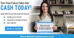 #BlueStreakAdvances #MerchantCashAdvance