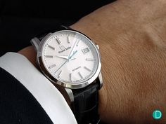 Grand Seiko SBGR305 Grand Seiko, the talk of the town, and nothing that leaves its factory ever seems to go wrong or gets disliked. The hype is frankly over