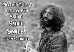 Jerry Garcia  Photo credit: Dawn Guardio   Hippie Peace Freaks