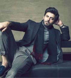 Fawad Khan for Republic by Omar Farooq Bollywood Images, Bollywood Actors, Fawad Khan Beard, Kurta Men, Hottest Guy Ever, Beard Styles For Men, Star Wars, Men Photography, Sharp Dressed Man