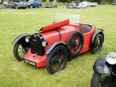 1928 Austin Seven B-C [Boyd-Carpenter] Special Woodworking Guide, Custom Woodworking, Woodworking Projects Plans, Teds Woodworking, Austin Cars, Austin Seven, Austin Healey Sprite, Vintage Racing, Old Cars
