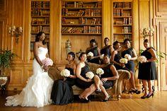 Oheka Castle Wedding - Aretha & James - The Bride's Cafe