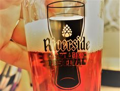Hopefully you got a chance to enjoy the Riverside Craft Beer Festival last weekend. The weather was perfect and there was so much beer! I set out with my beer tasting crew to conquer. It was more than even 4 people could get through!